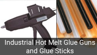 Industrial Hot Melt Glue Guns and Glue Sticks - A&M Sales Inc